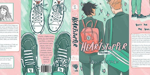 Meet the Author - Alice Oseman, Heartstoppers