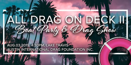 All Drag On Deck tickets