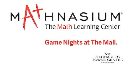Family Game Night at St. Charles Towne Center tickets