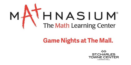 Family Game Night at St. Charles Towne Center