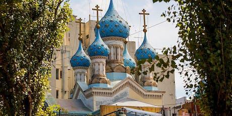 Parque Lezama + Iglesia Ortodoxa Rusa (Cupos Limitados) entradas