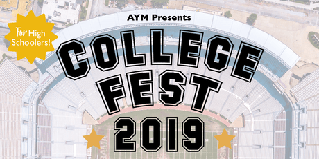 AYM College Fest 2019: Cupertino tickets