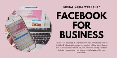 Facebook for Business - 19th September 2019