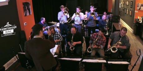 The Original Farm League Big Band | $10 cover tickets