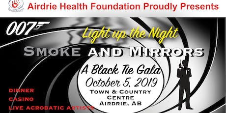 Light Up the Night: Smoke and Mirrors tickets