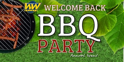 2019 Whitemud West Welcome Back BBQ