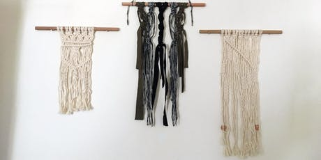 Macrame Wall Hanging with Jessi Highet tickets