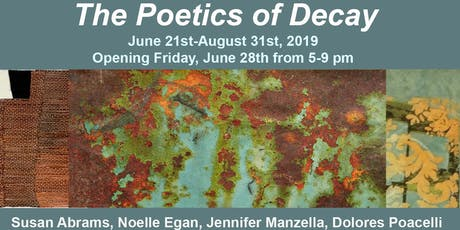 The Poetics of Decay tickets