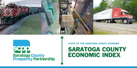 Saratoga County Warehouse and Logistics Index, July 23, 2019  tickets