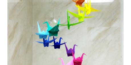 Arts Expression: Community Origami Bird Mobile tickets