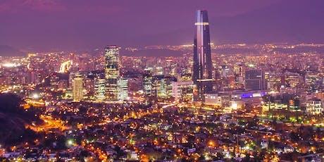 MBA Admissions Multi-School Event in Santiago entradas
