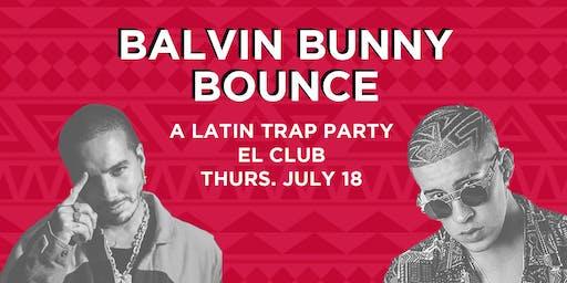 Balvin Bunny Bounce - A Latin Trap Party