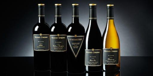 Tru Blu Rodney Strong Wine Dinner