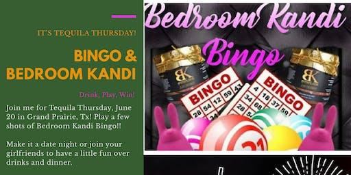 Tequila Thursday Bedroom Kandi Bingo