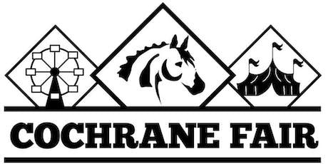 Cochrane Fair Dance + Beer Garden Tent tickets