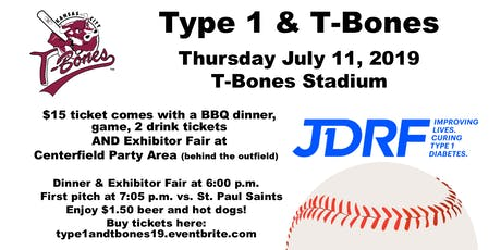 Type 1 and T-Bones 2019 tickets