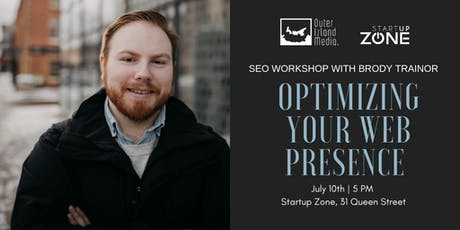 Optimizing Your Web Presence: SEO Workshop with Brody Trainor  tickets