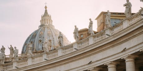 Why the Catholic Church? The Role of the Church tickets