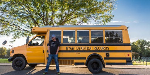 1500 VINYL RECORD GIVEAWAY! PLUS THE VINYL SHORT BUS & ALL DAY ART SHOW!