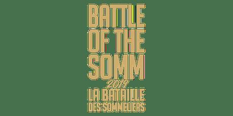 8e de finale - Restaurant l'Estérel - Battle of the Somm 2019 tickets