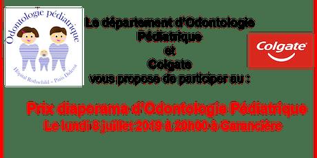 Prix Odontologie Pédiatrique Garancière Colgate billets
