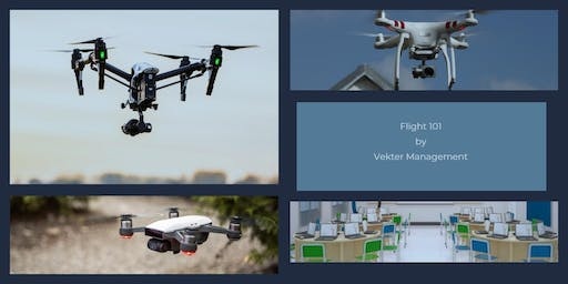 Beginner's Drone Training Course by Vekter Management