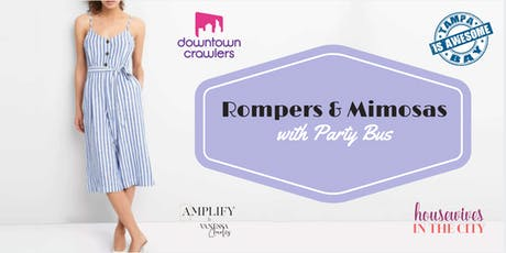 Rompers & Mimosas (RSVP ONLY) tickets