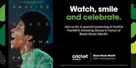 Amazing Grace Film Screening - Chicago tickets