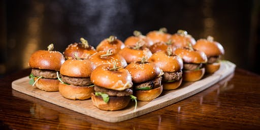 Lesser Known Reds that Rock, Served with Wagyu Beef Sliders