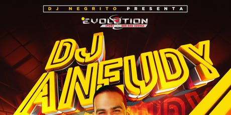 MEGA 97.9 DJ ANEUDY @EVOLUTIONSPORTBAR tickets