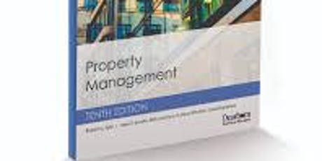 Broker Class-Residential Property Management tickets