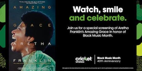 Amazing Grace Film Screening - Philadelphia tickets