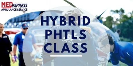 Hybrid PHTLS August 2019 tickets