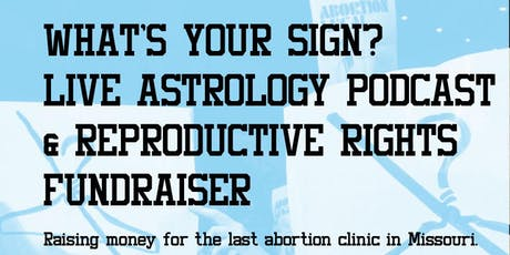 WYS? Live Podcast & Reproductive Rights Fundraiser tickets
