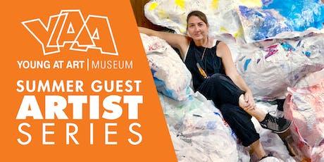 Summer Guest Artist Series | Alissa Alfonso tickets