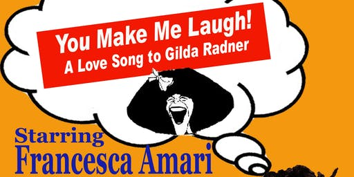 A LOVE SONG TO GILDA RADNER - Dinner