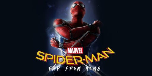 JOIN US FOR SPIDERMAN Far From Home for Stand Up To Cancer