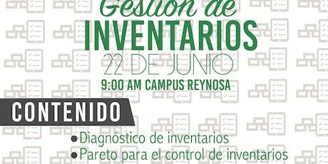 GESTIÓN DE INVENTARIOS tickets