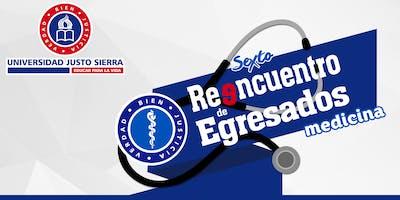 6º Reencuentro de Egresados Medicina | Universidad Justo Sierra