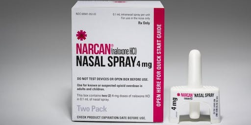 Narcan Training: ACASA, Wellsville, 5 PM