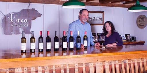 Guided Tasting with Ursa Winemakers