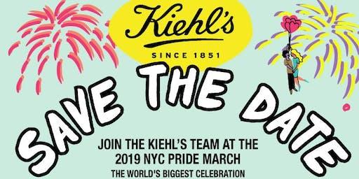 Kiehl's at NYC Pride - Customers