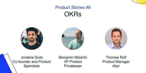 Product Stories #9: Set OKRs up for success