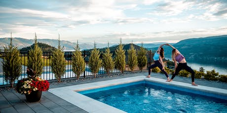 Sundown Poolside Yoga + Meditation tickets