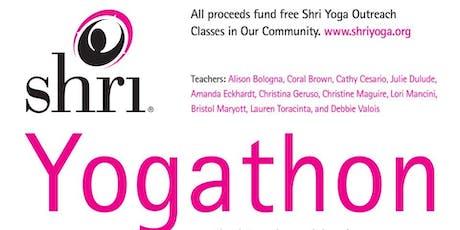 Shri Yogathon tickets