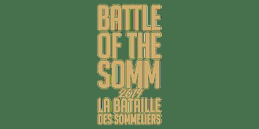 Quart de finale - Restaurant Le Pois Penché - Battle of the Somm 2019