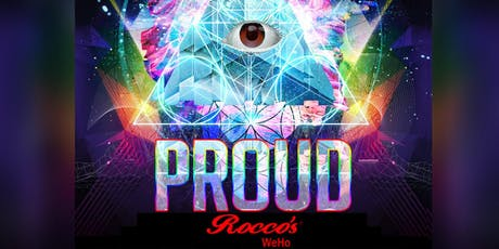 PROUD Black Pride Edition July 3rd Kick-off tickets