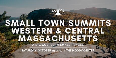 Small Town Summits - Massachusetts tickets