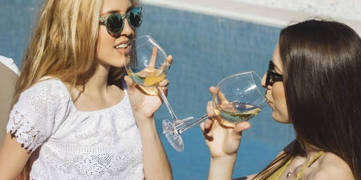 The BEST poolside Wines, Spirits and Beer with Ceviche and Tuna Tartare