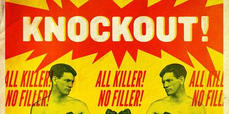 Knockout: Northern Soul and Vintage Reggae Dance Party tickets
